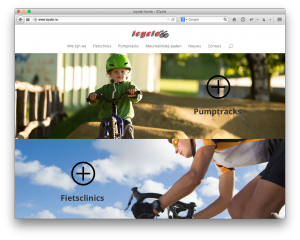 ICYCLE.NU kiest voor CAP5 Wordpress Hosting